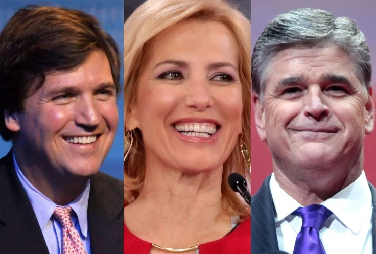 Fox News Hard-Right Talking Heads Learn Hard Lesson: Advertisers Find Them Toxic 12