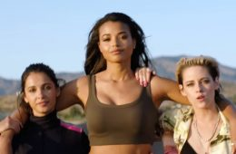 Charlie's Angels Out With Jiggle, Up With Sisterhood in New Vignette (See!) 2