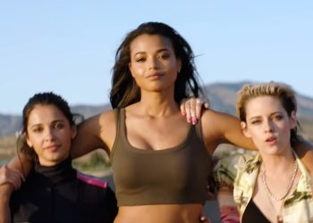 Charlie's Angels Out With Jiggle, Up With Sisterhood in New Vignette (See!)