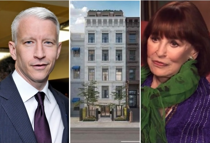 NYC's Vanderbilt Mansion Hits Market With Makeover: Is it Sleek or Tacky? (See Photos!) 8