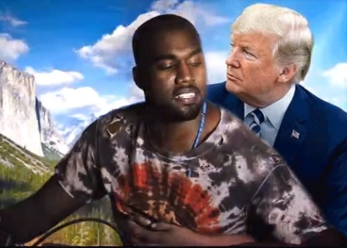 Kanye West Throws Fox News, Right-Wing into Chaos With Trump Denunciation 5