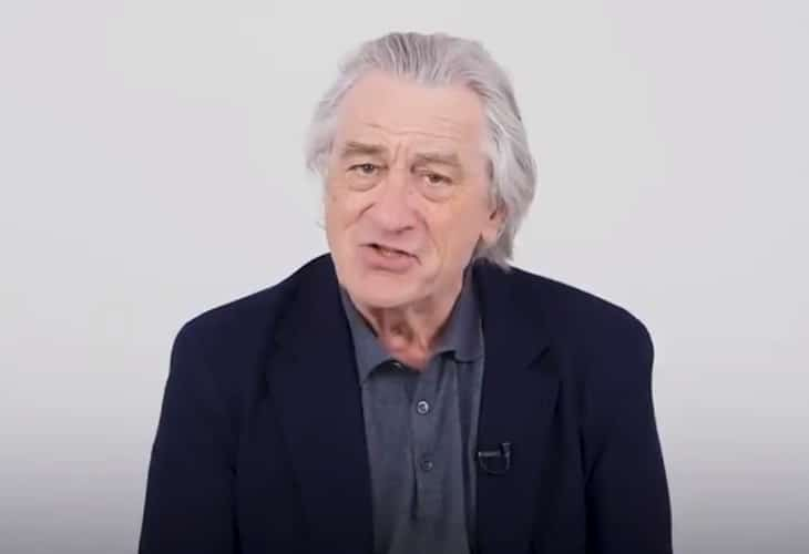 Robert De Niro federal prosecutors