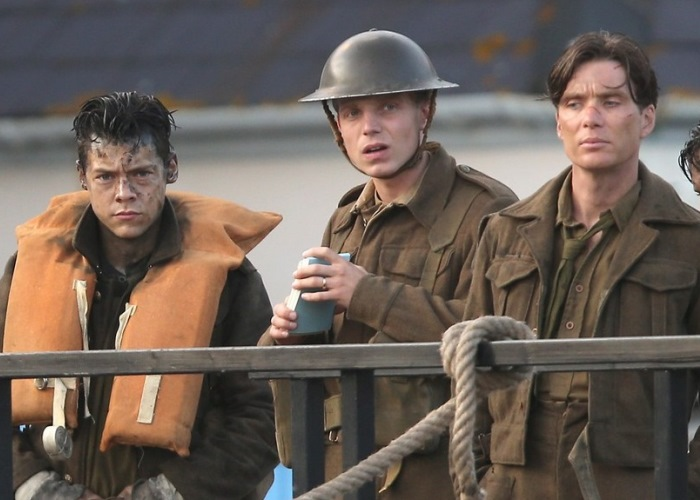 Christopher Nolan Takes Seat With the Greats, With Stirring Movie 'Dunkirk' 2