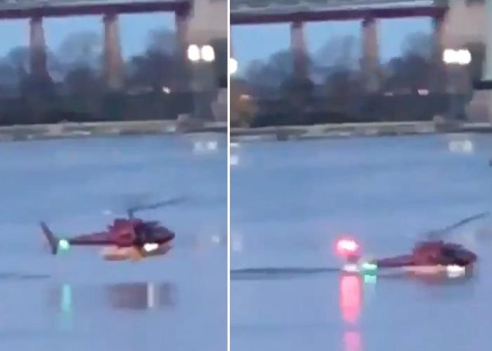 CRASH!  Helicopter Plunges Into East River; Two Dead, Others Trapped (Video) 10