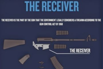 New York state is cracking down on made-to-assemble guns sold over the Internet. (Photo: NYAG)