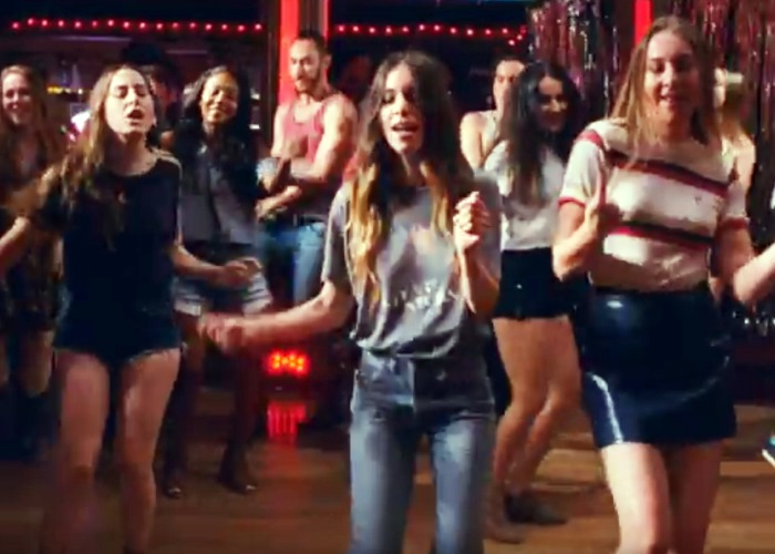 Haim Starts Sexy Dance Party in New 'Little of Your Love' Video (Watch!) 38
