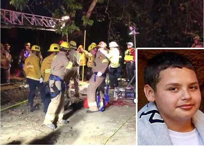 Teen Lost in LA Sewer in 'Stranger Things' Style Drama, Rescued (video!) 2