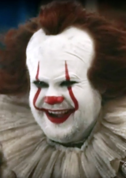 James Corden Scares Bejezus Out of Us as Pennywise, the Scary Clown (see!) 4