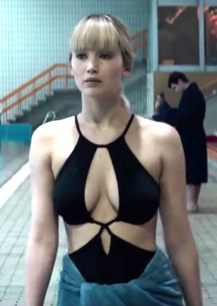 Jennifer Lawrence New Red Sparrow Trailer: Russia Is Bad Guy Again (See!) 4