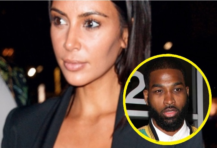 Kim Kardashian Picking Fights, Again; See Who She's Feuding With Now (Video!) 2