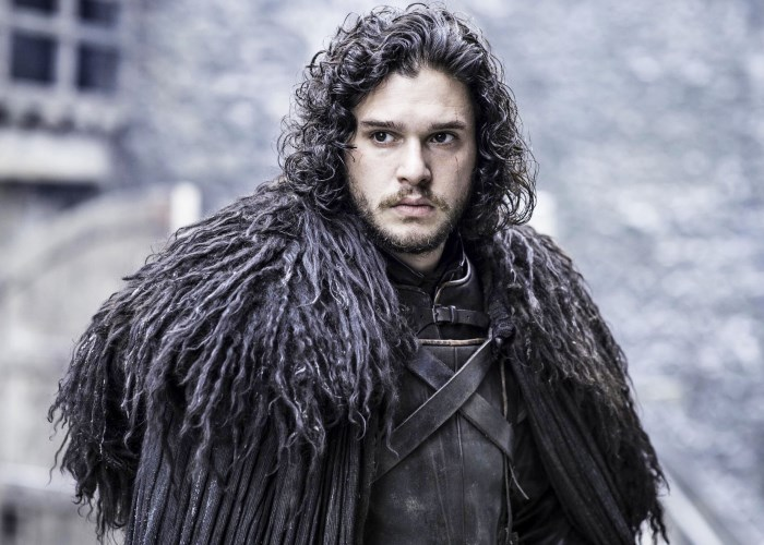 Kit Harington Reveals Close Brush With Death on Game of Thrones Set 22