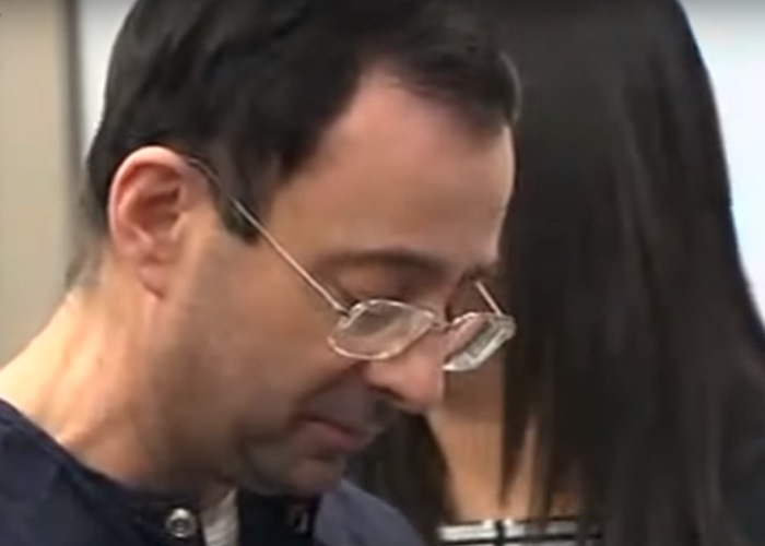 Larry Nassar, Who Turned Olympic Gymnasts Into Sex Objects, Sentenced (Full Video!) 14