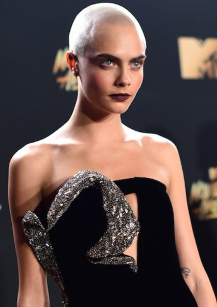Cara Delevingne, Young Hollywood Sexiness Rule at MTV Awards (photos!) 20