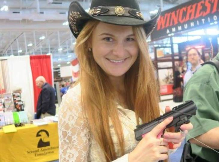 Maria Butina Shocker: Spilling on Alleged NRA-Russia Ties? Hearing Dec. 10 10