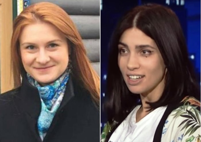 Tale of Russian Women: Pussy Riot Bedevils Putin; Mariia Butina Is His Red Sparrow 8
