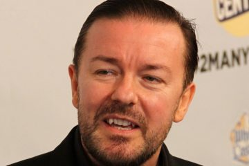 Ricky Gervais Ready to Spin Golden Globes His Way, Again 4