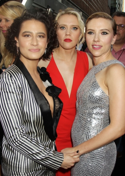 Scarlett Johansson, Rough Night Gal Squad Sex Up NYC Premiere (Photos!) 16
