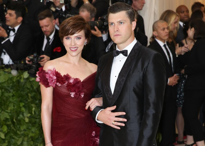 Scarlett Johansson Met Gala Dress Has a Secret, Harvey Weinstein Back Story 4