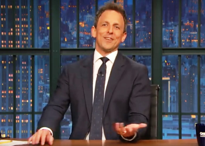 Seth Myers Nails Michelle Wolf's WHCD Critics With Hilarious Put Down (See!) 10