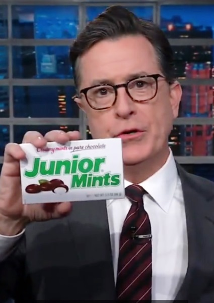 Stephen Colbert Schools Donnie Jr.: Leave Little Kids Out of Politics (See!) 11