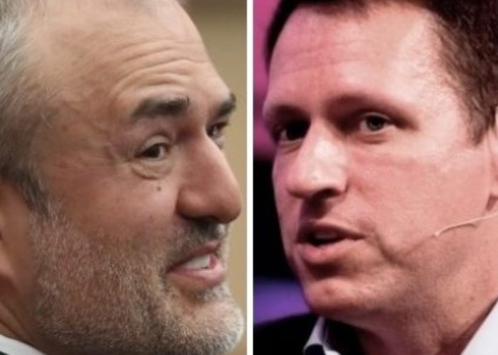 Tech Ghoul Peter Thiel Defanged By Gawker Media Legal Deal; Free Press Saved 2