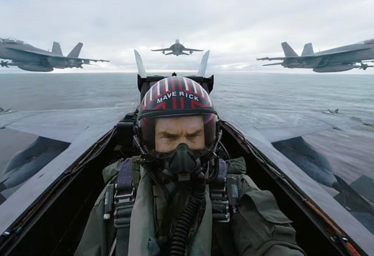Can Tom Cruise Revive '80s Style Machismo in Age of Trump?  See New Top Gun Trailer! 10