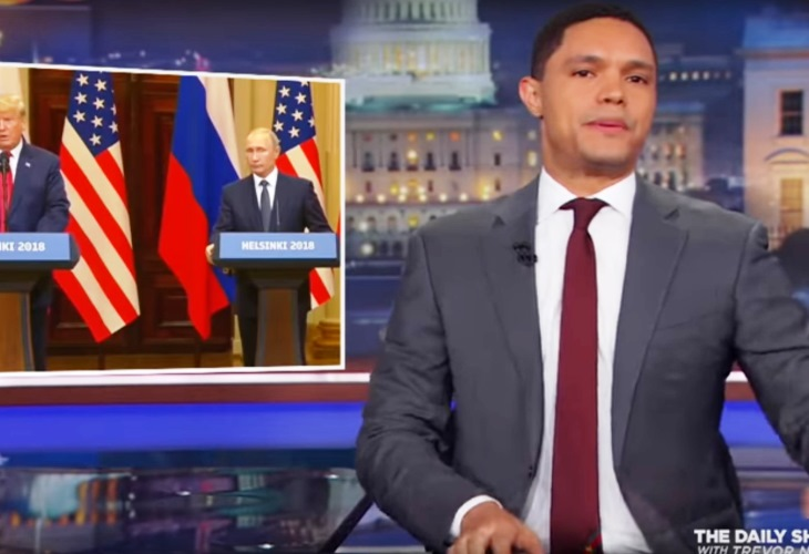 Donald Trump Deep State? Everyone Who Can Blackmail Him, Says Trevor Noah 4