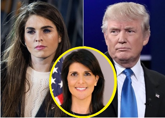 New Trump Cheating Scandal Hinted in Book; Here's the Clues and Suspects! 46