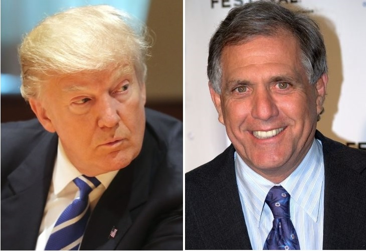 Les Moonves, Trump-Style Sexual Predator, Ousted at CBS; Ergo the President? 4