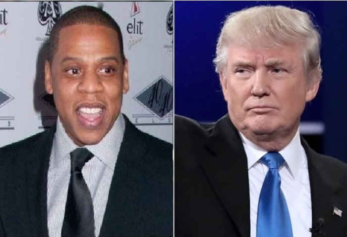 Trump Leaves No Slight Unturned: Now He's Fighting With Rapper Jay-Z on Twitter 6