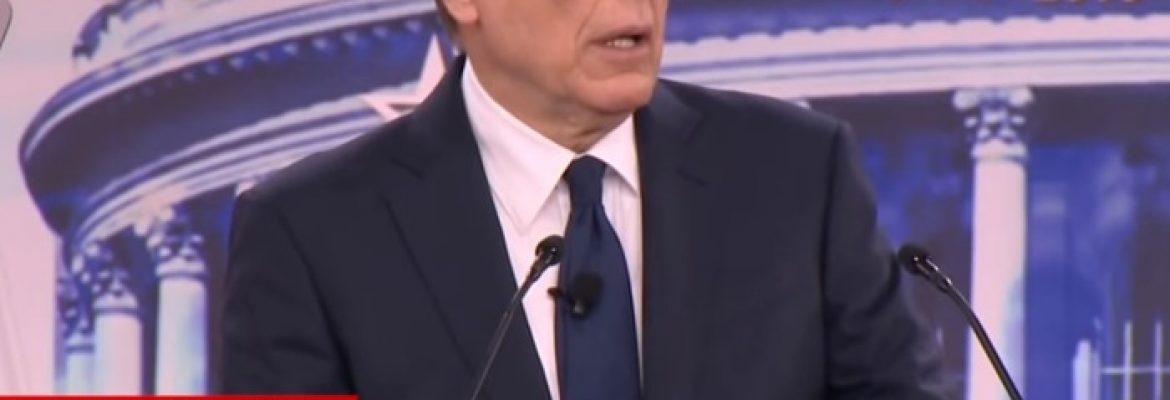 The State of New York is seeking to dissolve the NRA and oust its President Wayne LaPierre. (Photo: ScreenCap)
