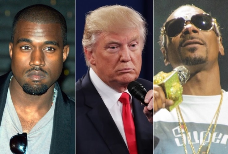 Snoop Dogg, Kanye West and the Struggle Over Trump, Racism and America 11