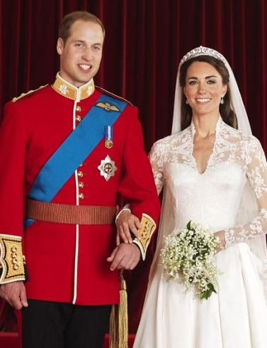 Prince William, Kate Relaxed, Royal in Official Portraits (photos) 3