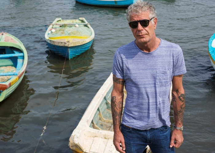 Anthony Bourdain, Well Known Chef, Dead in Another Shocking Celeb Suicide 4