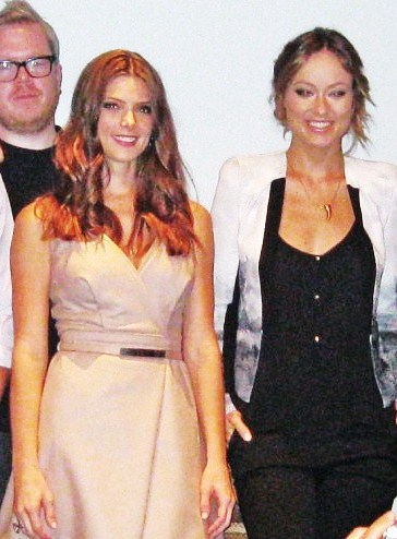 Ashley Greene, Jennifer Garner Like 'Butter' at NYC Event 12