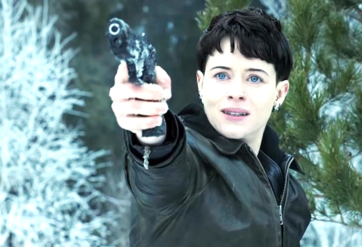 Claire Foy Is New Lisbeth Salander, But Film Pale Imitation of Original (See Trailer) 2