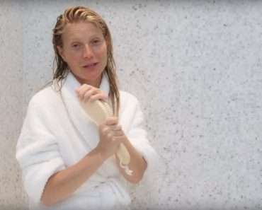 Gwyneth Paltrow's Costly Skincare Routine Will Shock Your Socks Off! (Video) 3