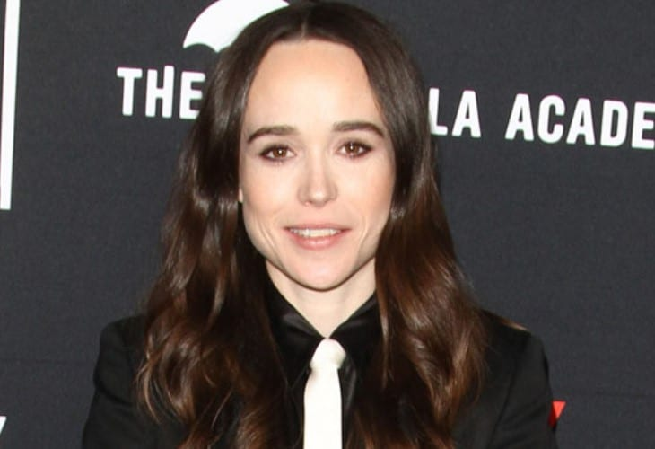 Ellen Page Says Film Roles Limited by Her Sexuality, But She's Ok With It (video) 4