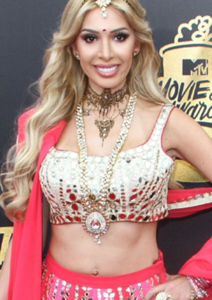 Farrah Abraham Abuse Case Gets Uglier and Uglier; Mom Denies Charges 2
