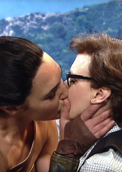 Gal Gadot Makes Every Lesbian's Nightmare Come True on SNL (Watch!) 6