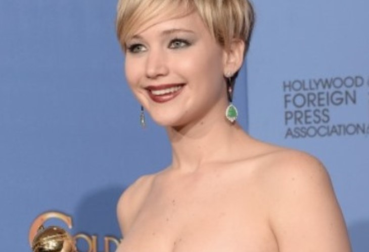 Jennifer Lawrence Voted World's Most Desirable in New Online Polls 8