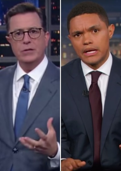 Trump, Republicans Savaged on Late Night Over Health Care Vote (See!) 12
