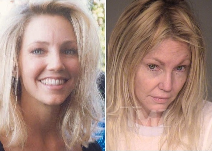 Heather Locklear Busted; Will Her Celebrity Save Repeat Offender, Again? 12