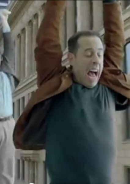 Jerry Seinfeld Hilarious in Super Bowl Ads for Acura (watch) 24