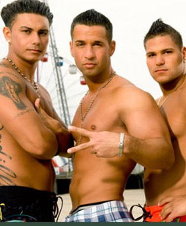 Jersey Shore Gang Hits Italy; Season 4 Preview (watch!) 8
