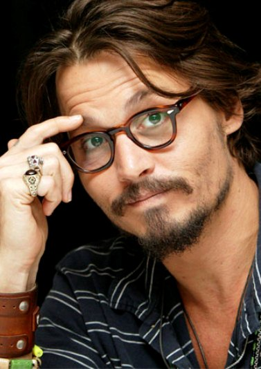 Johnny Depp Rare Public Outing Ends in Tumble (watch!) 14