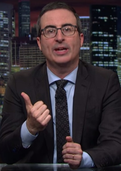 John Oliver Digs Into Trump Coal Promises; Finds Load of Crap (see!) 24