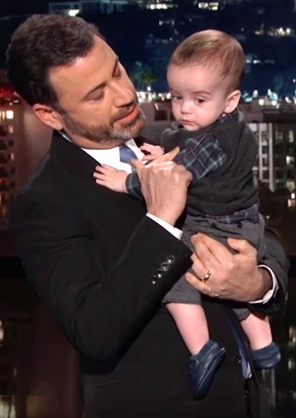 Jimmy Kimmel Has Special Guest To Make Plea for CHIP Program (Watch!) 40
