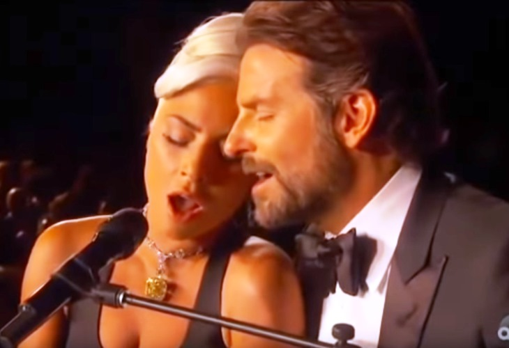 Lady Gaga, Bradley Cooper Duet Creeps Out Some at 91st Academy Awards (Watch!) 2