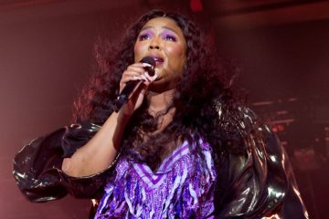 Melissa Viviane Jefferson, also known as Lizzo is ushering in a new generation of Grammy 2020 nominees. (Photo: Bang ShowBiz)